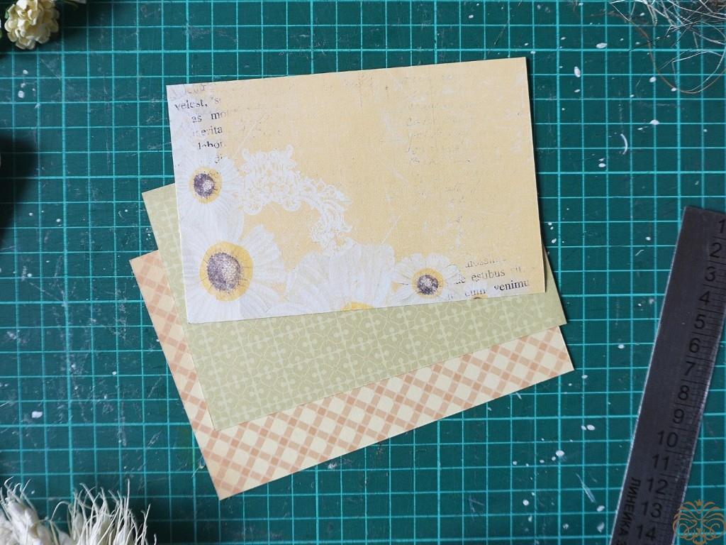 вообще из чего делать основу для открытки менялась толщи